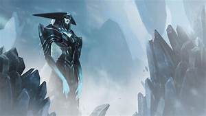 Lissandra, the Ice Witch - New 'League of Legends ...