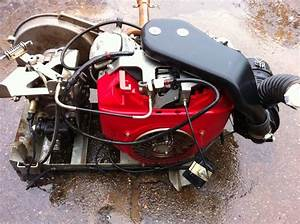 Ezgo Golf Cart Parts St 4x4 18hp Honda Engine