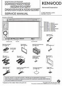 Kenwood Ddx712 Wiring Diagram