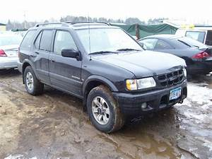 2000 Isuzu Rodeo Electrical Chassis
