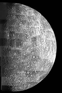 APOD: 2002 July 16 - Outbound from Mercury