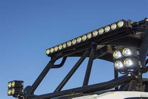 kc led light bar kc hilites flex array led light bars apollo optics inc