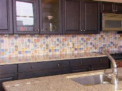 create  colorful laminate backsplash hgtv