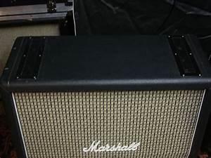 Marshall 1960ax 4x12 100w 16 Ohm Angled Guitar Cabinet