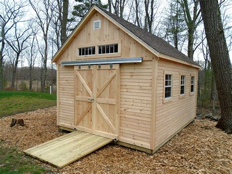 cohasset post woodworking sheds