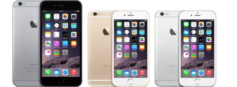 iphone 6 colors what iphone 6 color to buy gold silver or gray