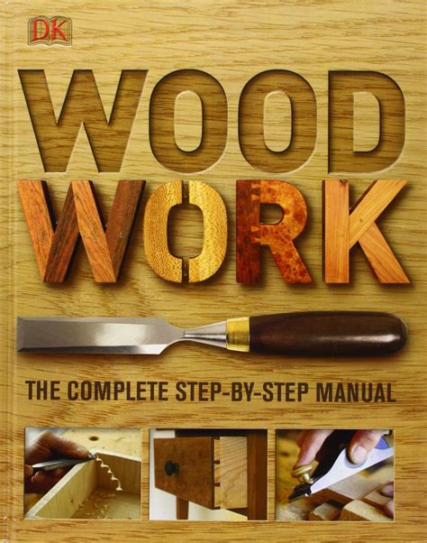 woodwork  step  step photographic guide dk