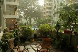 Meuble De Balcon : jardin balcon meubles bois moving tahiti ~ Premium-room.com Idées de Décoration