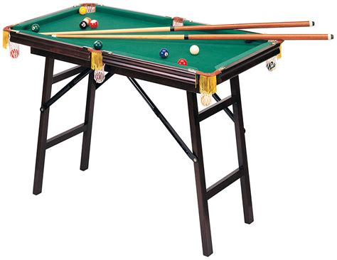 mini pool table amazon best small pool tables of 2017