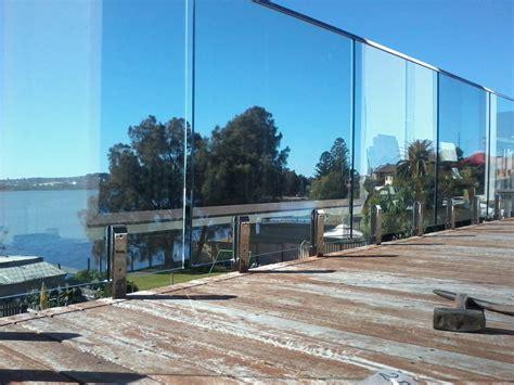 ringhiera di vetro tubi in acciaio inox di slot per balcone ringhiera di vetro