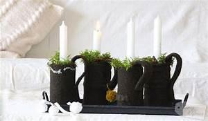 Basteln Mit Getränkedosen : advent advent dosen tassen diy adventsdekoration ~ A.2002-acura-tl-radio.info Haus und Dekorationen