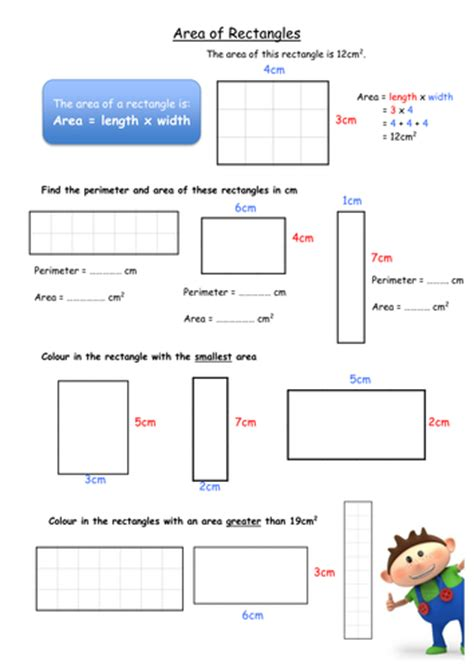 area and perimeter of rectangles by smoulder1992