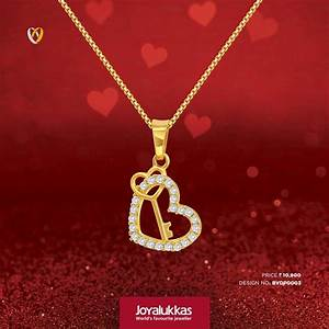 Joy Alukkas Gold Chain Models ~ South India Jewels