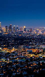 20 Beautiful Los Angeles iPhone X Wallpapers   Preppy ...