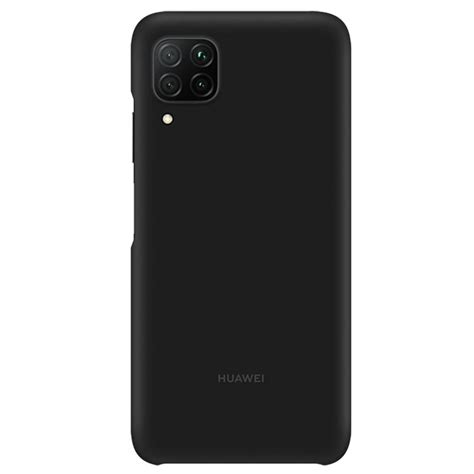 Huawei P40 Lite Protective Cover 51993929 - Black