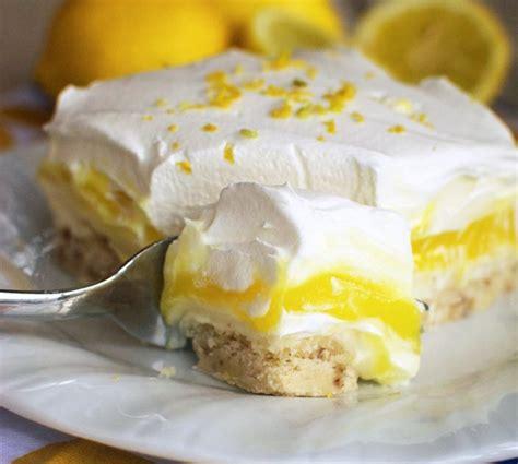le dessert d 233 t 233 frais du jour les lasagnes sucr 233 es au citron et au mascarpone