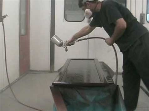 spray paint kitchen cabinets youtube
