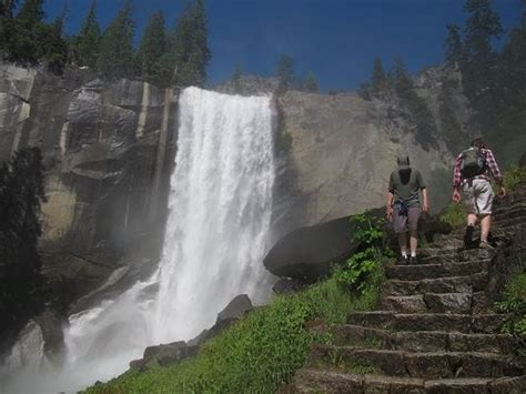 hope fades for teen swept over yosemite waterfall