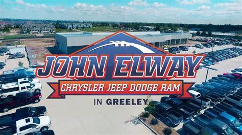 john elway chrysler jeep dodge ram  expanding  greeley