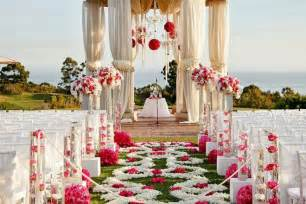 cool wedding ideas wedding ceremony ideas decoration