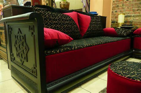 canapé marocain occasion achat de salon marocain en déco salon marocain