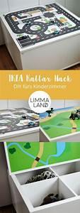 Ikea Kallax Anleitung : ikea kallax hack f r das kinderzimmer diy spieltisch mit stauraum domov d tsk pokoj domov ~ A.2002-acura-tl-radio.info Haus und Dekorationen