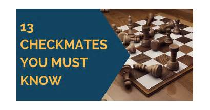 Checkmates Know Chess Checkmate Must Check Keep