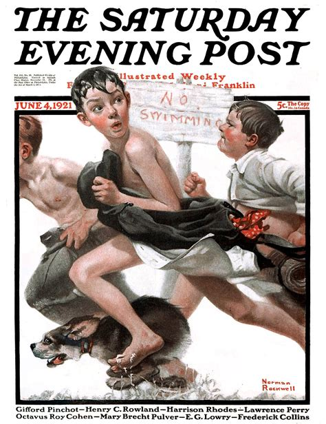 The Saturday Evening Post — Wikipédia