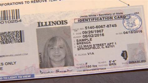 Illinois Upgrading Security For Driver's Licenses, Id