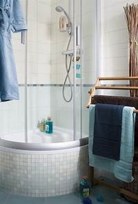 great small space corner shower Small shower ideas for bathrooms with limited space