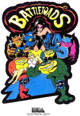 Battletoads Arcade - Wikipedia