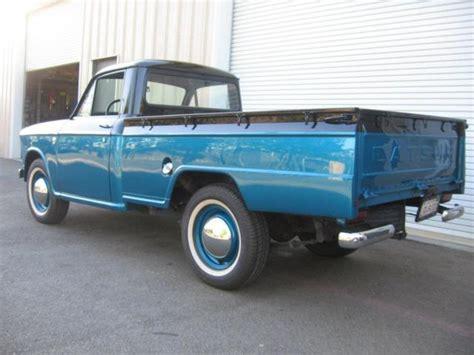 Datsun L320 by 1965 Datsun L320 Truck Fully Restored Rust Free