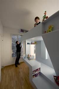 Aufbewahrungsboxen Kinderzimmer Design : bett design 24 super ideen f r kinderzimmer innenarchitektur ~ Whattoseeinmadrid.com Haus und Dekorationen