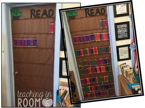 Classroom Bookshelf by My Classroom Doors Teaching In Room 6