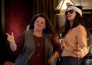 Sandra Bullock and Melissa McCarthy Talk THE HEAT, Female ...