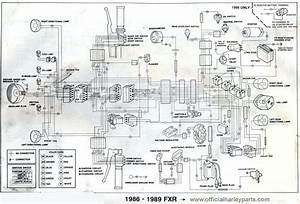 1999 Harley Softail Wiring Diagram