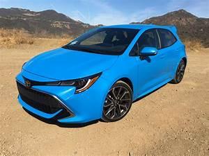 Quick Take  2019 Toyota Corolla Xse Hatchback
