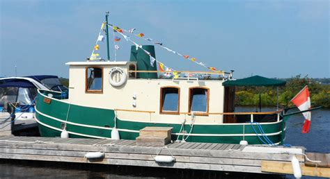 Fishing Boat Jobs Ontario by 1987 Hobby Tugboat For Sale In The Lindsay Area Northeast