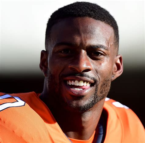 Emmanuel Sanders practices despite hip injury - Football ...