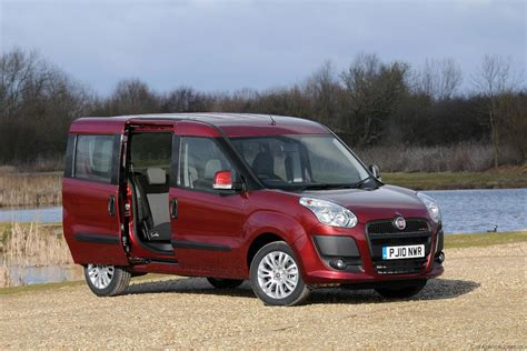 Fiat Doblo by Fiat Doblo New Model Released In Europe Uk Photos 1 Of 9