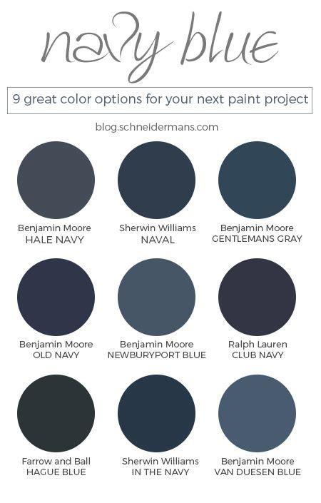 navy blue paint colors schneiderman s the