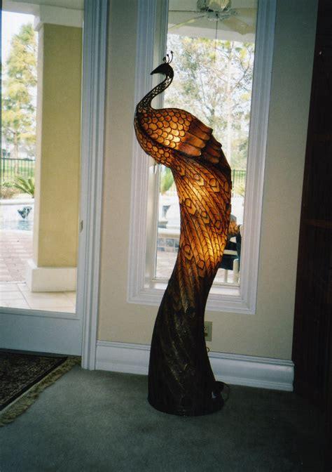 peacock floor lamp lighting  ceiling fans