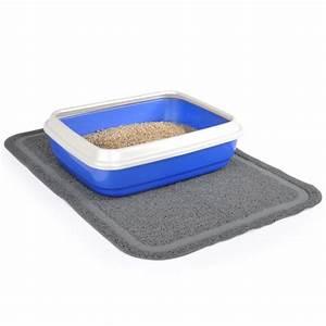 Tapis Pour Chat : tapis easy en pvc tapis de sol pour chat camon wanimo ~ Teatrodelosmanantiales.com Idées de Décoration