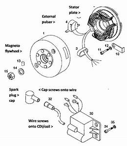 Moped Cdi Wiring Diagram