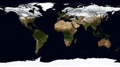 Satellite Maps Map Twelve Animation Nasa Imagery