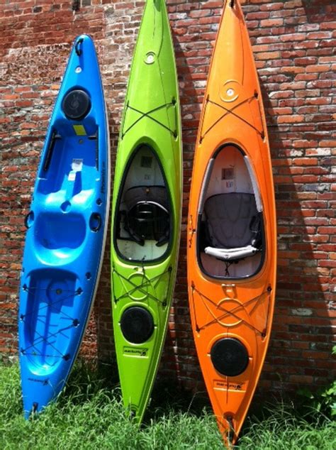 great selection  previously  demo kayaks