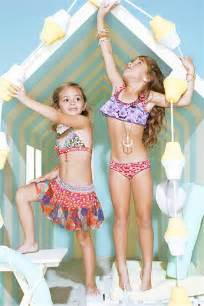 Mermaid Bathing Suit Girls Picture