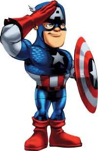 Super Hero Squad Captain America