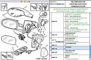 Comment Changer Un Retroviseur : schema retroviseur c4 ~ Gottalentnigeria.com Avis de Voitures