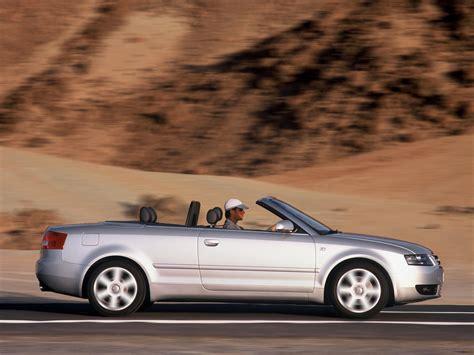 AUDI A4 Cabriolet specs & photos - 2002, 2003, 2004, 2005 ...